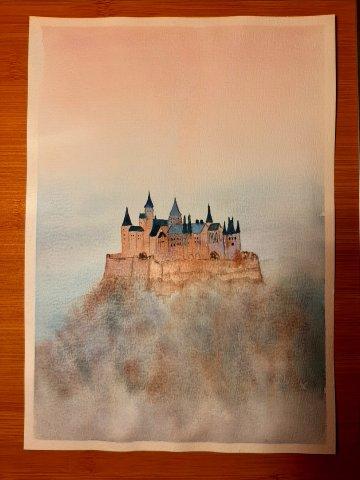 "Урок №1 ""Замок в тумане"""