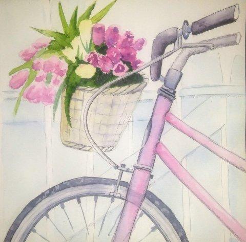 """Бесплатный марафон """"Первые цветы"""""""