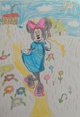 Полина, 9 лет