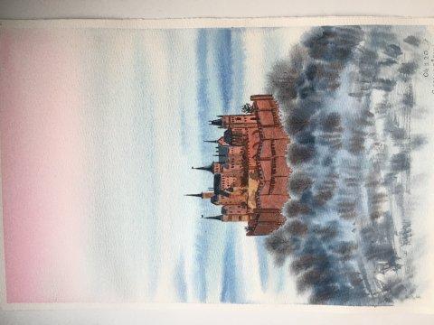 Замок Gogenzollern