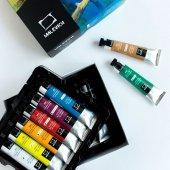 Масляные краски стандартный набор